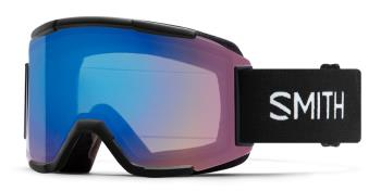 Smith Squad CP Storm Rose Flash Snowboard/Ski Goggles M Black