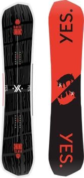 Yes. Greats Uninc Hybrid Camber Snowboard, 154cm 2021