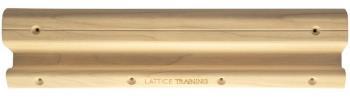 Lattice Testing & Training Rung Fingerboard, Hangboard O/S No End Caps