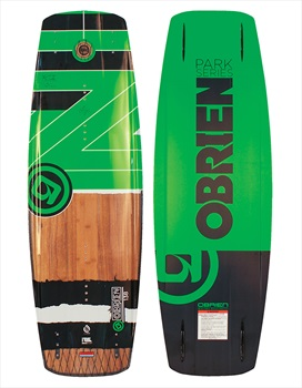 O'Brien Fade Crossover Cable Boat Wakeboard, 143 Green