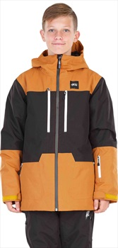 Picture Proden Boys Snowboard / Ski Jacket, M Black