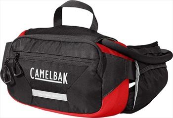 Camelbak Glide Belt Snowboard/Ski Hydration Pack, 1.5L Black/Red