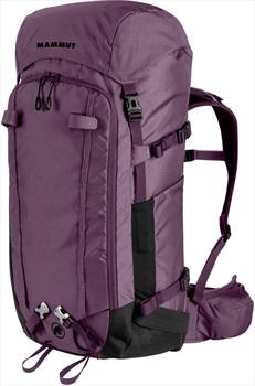 Mammut Trea 35 Womens Alpine Climbing Backpack, 35L Galaxy-Black