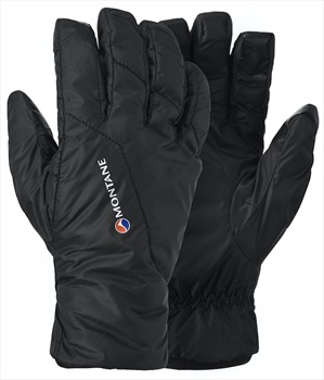 Montane Prism Glove Insulated Packable Glove, M Black