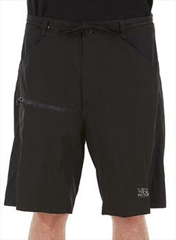 Picture Robust Tech Hiking Shorts, S Black