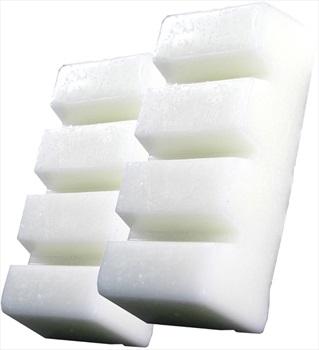Demon Bulk Cold Ski/Snowboard Base Wax, 454g White
