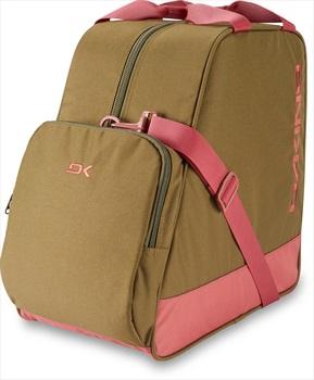 Dakine Boot Travel Snowboard/Ski Gear Duffel Bag, 30L Dark Olive/Rose