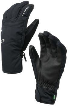 Oakley Roundhouse Short, Ski/Snowboard Gloves, L, Blackout