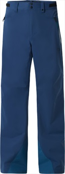 Oakley Crescent 2.0 Shell 2L Snowboard/Ski Pants, L Poseidon