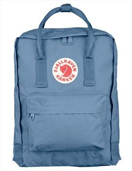 Fjallraven Kanken Backpack, 16L Blue Ridge