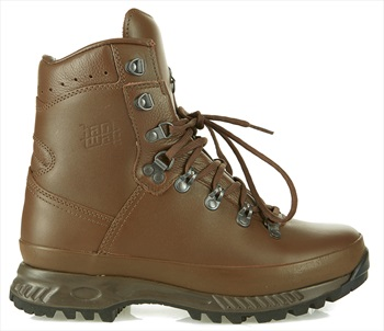 Hanwag Special Forces LX Hiking Boots UK 5 Hydro Brown