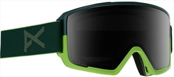 Anon M3 Sonar Smoke Ski/Snowboard Goggles, M/L MFI Green