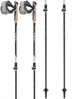 Leki Instructor Lite Adjustable Nordic Walking Poles, 100-125cm