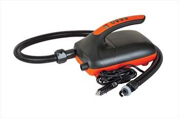O'Brien ISUP Electric Pump, AC 12V/DC Black Orange