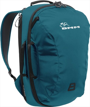 DMM Short Haul Rock Climbing/Travel Bag, 30L Blue