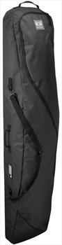 Nidecker Weekend Warrior Zippered Snowboard Bag, 166cm Black