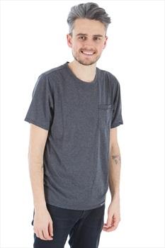 Montane Neon Quick Dry Cotton Blend Crew T-Shirt, M Charcoal