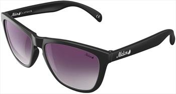 Melon Layback Purple Fade Polarized Sunglasses, Amethyst