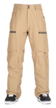 Bonfire Torch 2L Stretch Cordura Ski/Snowboard Pants, XL Desert