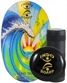 Indo Board Original Balance Training Pack, Bamboo Beach