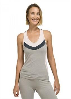 Oxbow Tempo Tank Top Women's Yoga Vest Size 4 Nenuphar