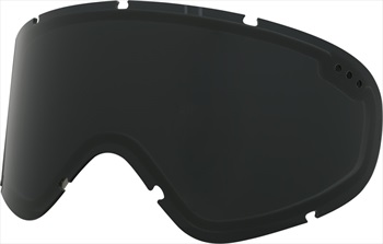 Electric Charger Snowboard/Ski Goggle Spare Lens, One Size, Jet Black
