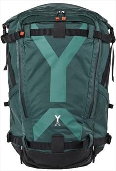 NYA-EVO Fjord 60-C Adventure Photography Backpack, Pine Green