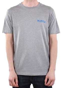 Kavu Klear Short Sleeve T-shirt, S Grey