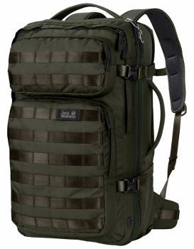 Jack Wolfskin TRT 32 Travel Backpack, 32L Pinewood