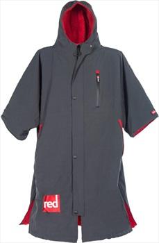 Red Original Unisex Pro Change Jacket Dressing Dry Robe, Large Grey