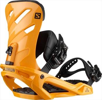 Salomon Adult Unisex Rhythm Snowboard Bindings, S Saffran 2020