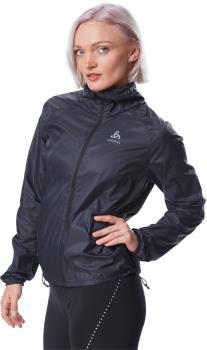 Odlo Zeroweight Women's Windproof Softshell Jacket, UK 16-18 Black