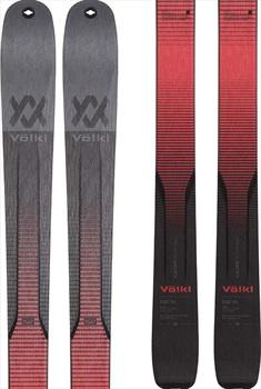 Volkl Adult Unisex Bmt 90 Skis 177cm, Grey/Red, Ski Only,
