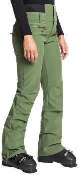 Roxy Rising High Women's Snowboard/Ski Pants M Bronze Green