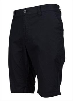"""Wearcolour Wear Men's Chino Shorts, 36"""" Black"""