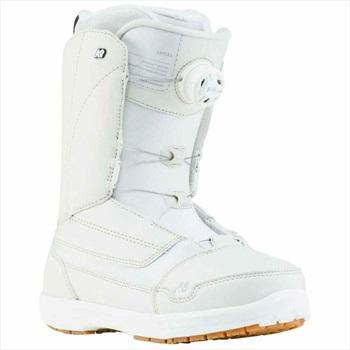 K2 Sapera BOA Women's Snowboard Boots, UK 4.5 White 2020