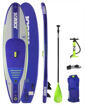 """Jobe Desna Inflatable SUP SUP Paddleboard Package, 10'0"""" Blue 2020"""