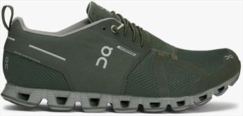 On Cloud Waterproof Men's Running Shoes, UK 7.5 Forest/Lunar