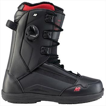 K2 Darko Men's Snowboard Boots, UK 11 Black 2020