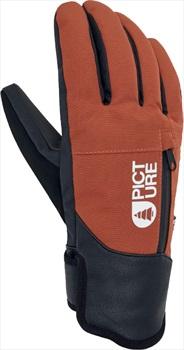 Picture Madison Snowboard/Ski Gloves, XL Brick