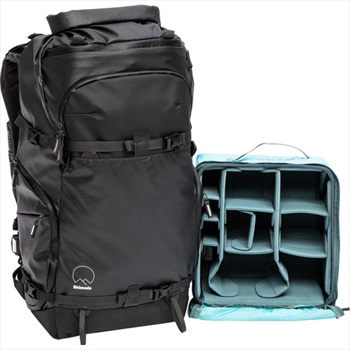 Shimoda Action X Starter Pack X50 Camera Backpack, 50L Black