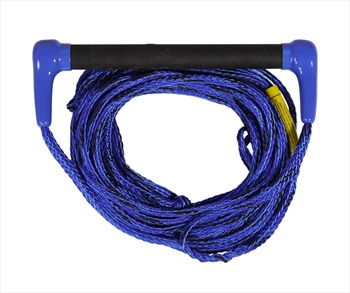 Jobe Transfer Water Ski Rope and Handle Combo, 60ft Blue 2021