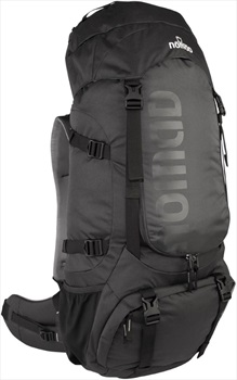 NOMAD® Batura 55 Hiking & Trekking Backpack, 55L Phantom