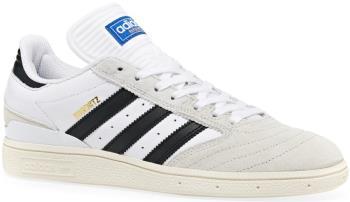Adidas Busenitz Men's Trainers/Skate Shoes, Uk 7.5 White/Black