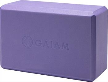 Gaiam Essentials Yoga/Pilates Block, Purple