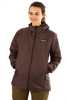 Buffalo Women's Alpine Jacket Technical All Weather Jacket, M Bark