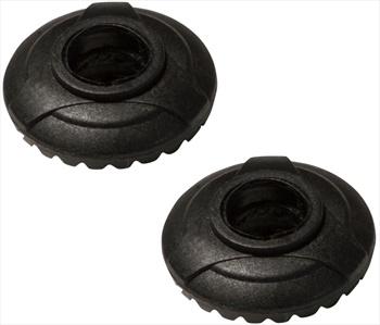 Black Diamond Trekking Pole Spare Baskets, Pair Black