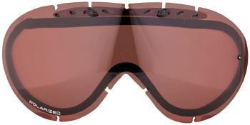 Smith Anthem Snowboard/Ski Goggle Spare Lens Polarized Rose