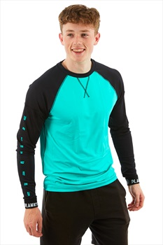 Planks Fall-Line Base Layer Thermal Top, L Teal