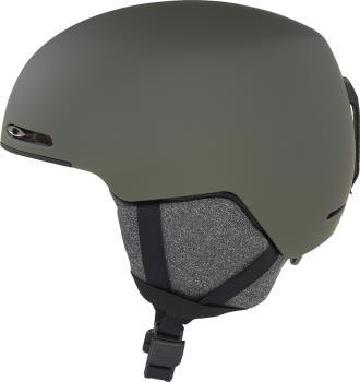 Oakley MOD 1 Snowboard/Ski Helmet, S Matte Dark Brush